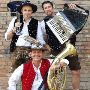 trio partyband