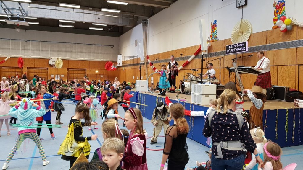 kinderfaschinsball ottobrunn